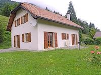 Bien immobilier - Villars-sous-Mont - Villa individuelle 5.5 pièces