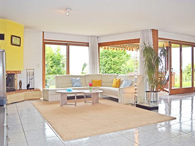 Villeneuve Reihen-Mittelhaus 5.5 Zimmer