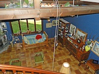 Bien immobilier - Le Mouret - Villa 8 pièces