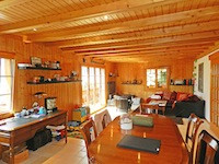 Bien immobilier - Châtel-sur-Montsalvens - Chalet 5.5 pièces