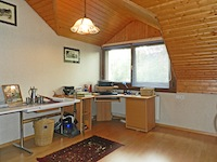 Agence immobilière Le Mouret - TissoT Immobilier : Villa jumelle 4.5 pièces