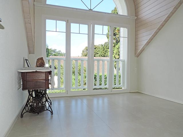 St-Prex Doppeleinfamilienhaus 7.0 Zimmer