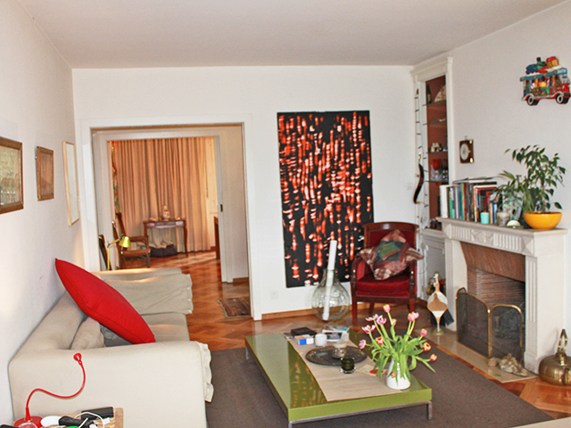 Lausanne Flat 6.5 Rooms