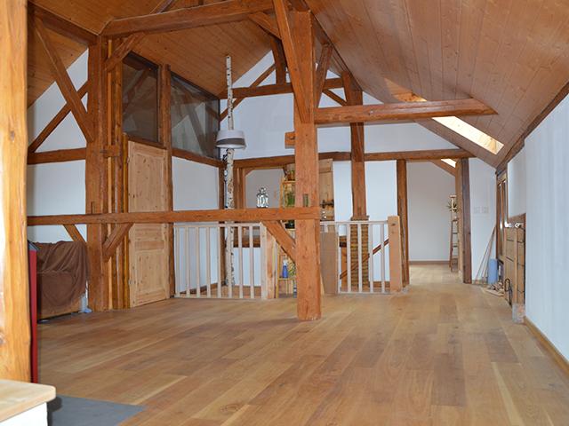 Villars-Tiercelin Farmhouse 6.0 Rooms