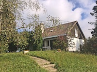 Chapelle-sur-Moudon -             Detached House 5.5 Rooms