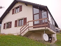 Lignerolle -             Detached House 5.5 Rooms