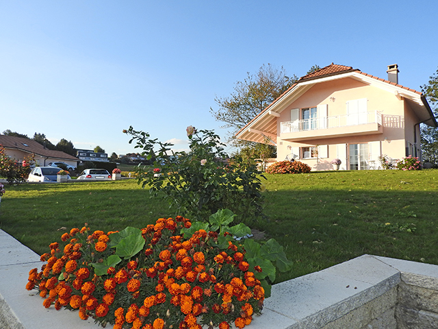 Romont Detached House 6.5 Rooms