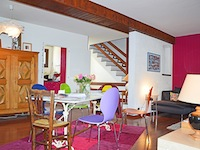Bien immobilier - Froideville - Villa mitoyenne 5.5 pièces