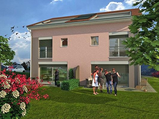 JURA-NORD VAUDOIS - VILLAS PLEIN SUD Tissot Real estate