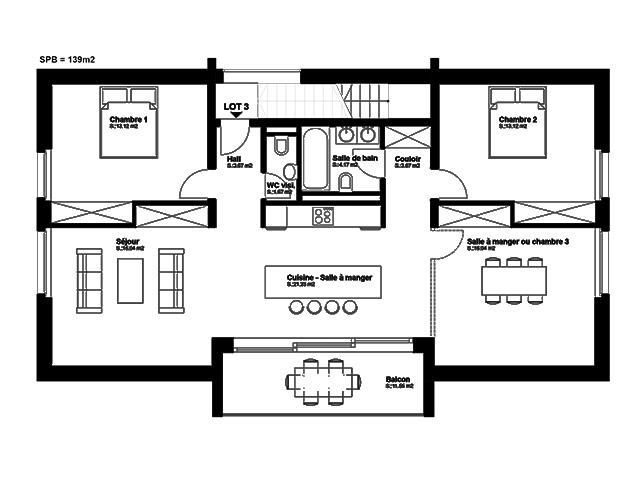 St-Prex Appartamento 3.5 Locali