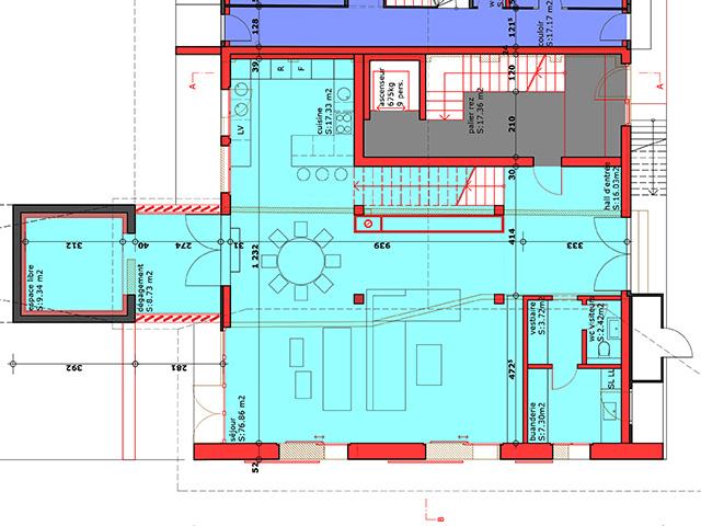 Riaz Duplex 7.5 Zimmer