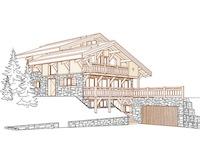 Villars-sur-Ollon - Splendide Chalet 10.5 pièces - Vente immobilière