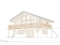 Haute-Nendaz -             Chalet 4.5 Rooms