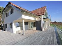 Agence immobilière Bougy-Villars - TissoT Immobilier : Maison de maître 10 pièces