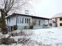 Agence immobilière Echallens - TissoT Immobilier : Villa individuelle 6.5 pièces