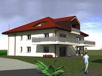 Agence immobilière Pomy - TissoT Immobilier : Appartement 3.5 pièces