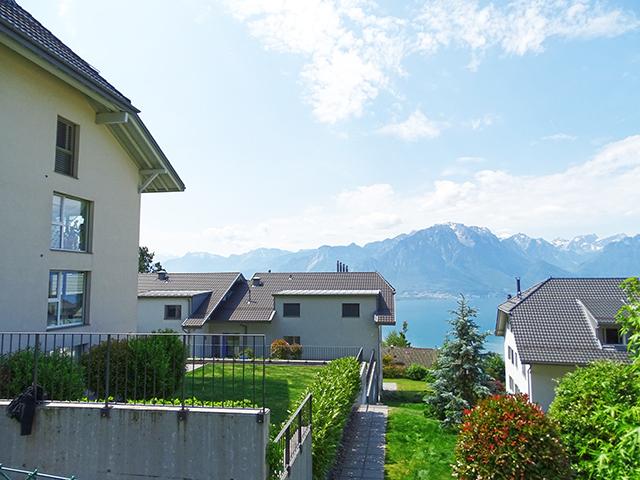 Appartement 1822 chernex vente tissot immobilier for Achat maison suisse romande