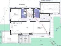 Bien immobilier - St-Légier-la Chiésaz - Villa individuelle 5.5 pièces
