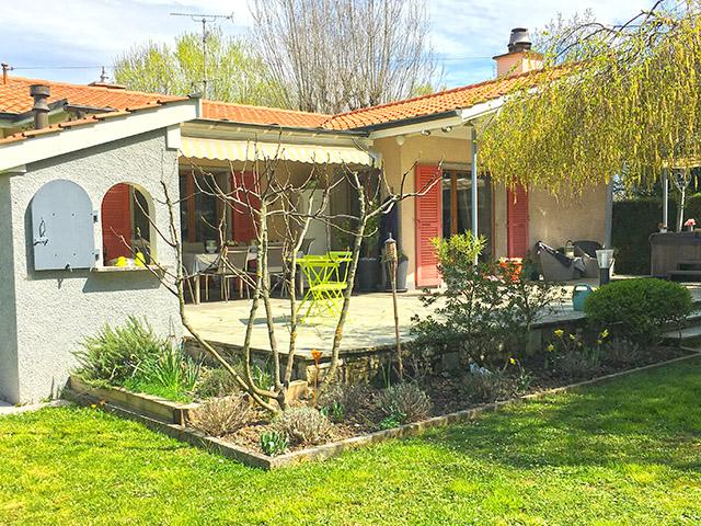 Thônex  - Splendide Villa 5.0 pièces - Vente immobilière