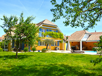 Commugny - Splendide Villa 5.0 pièces - Vente immobilière