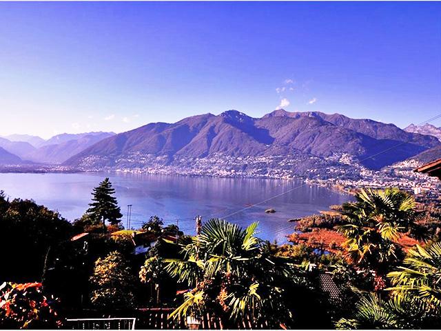Magadino-Orgnana - Villa 5.5 Locali - Vendita acquistare TissoT Immobiliare