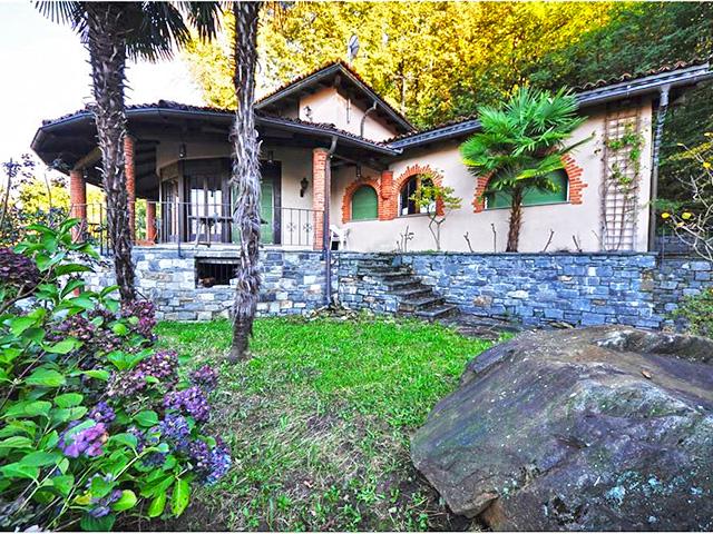 Magadino-Orgnana 6573 TI - Villa 5.5 pièces - TissoT Immobilier