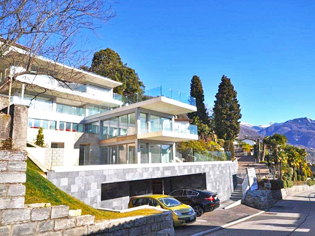Locarno Monti - Appartement 3.5 Rooms - Sell buy TissoT real estate