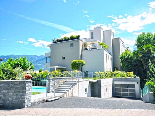 ASCONA - RESIDENZA MICHELANGELO TissoT Real estate