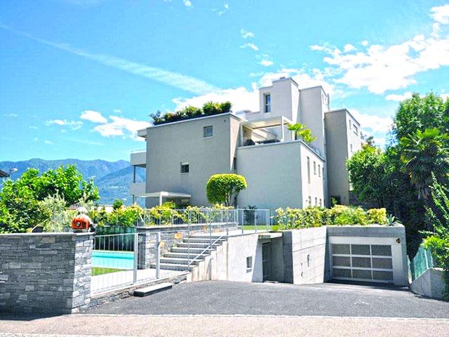 Ascona - Splendide Appartement 3.5 pièces - Vente immobilière