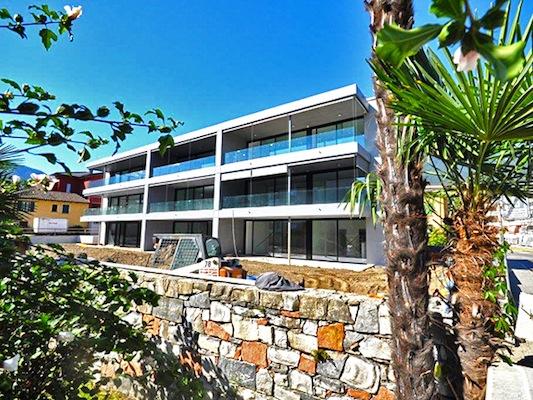 ASCONA - RESIDENZA HERMITAGE TissoT Real estate