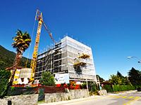 Solduno-Locarno -             Wohnung 4.5 Zimmer