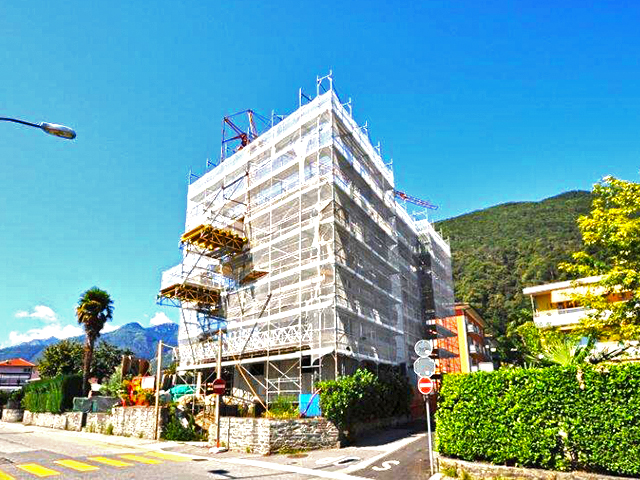 Solduno-Locarno - Splendide Appartement 4.5 pièces - Vente immobilière