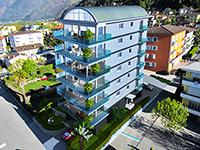 Solduno-Locarno TissoT Immobilier : Appartement 4.5 pièces