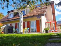 Essertines-sur-Yverdon - Splendide Villa mitoyenne 6.5 pièces - Vente immobilière