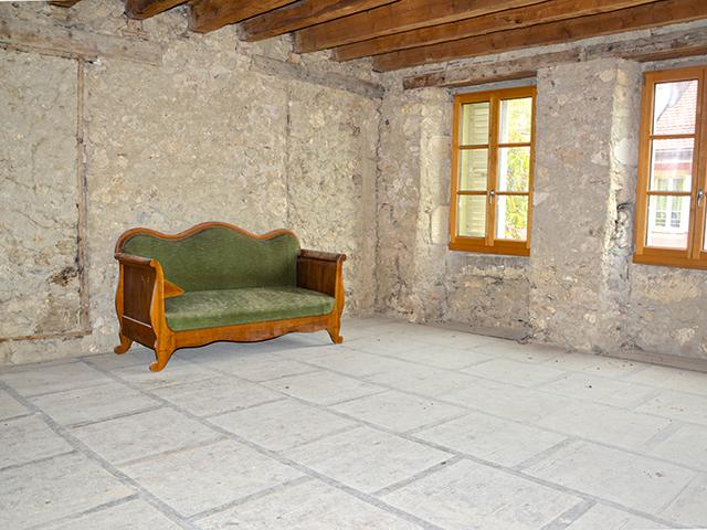 Agiez - Maison villageoise - Locali - Vendita acquistare TissoT Immobiliare