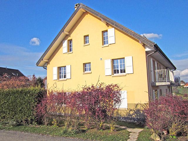 Duplex 1077 servion vente tissot immobilier for Achat maison suisse romande