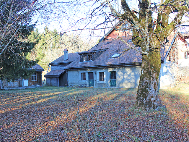 Les Rasses - Ferme 6 Rooms - Sell buy TissoT real estate
