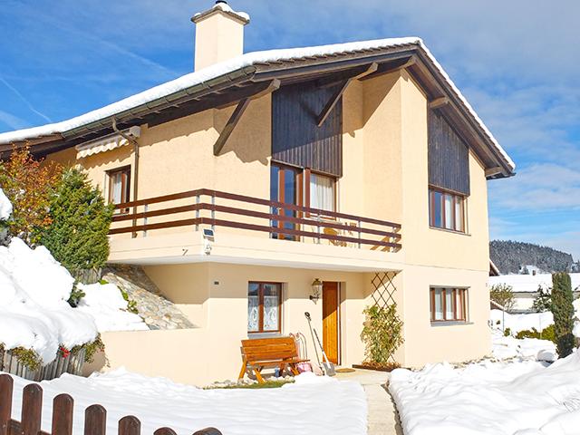 Ste-Croix - Villa individuelle 6 Locali - Vendita acquistare TissoT Immobiliare