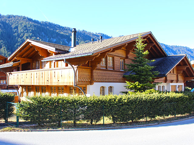 Lauenen - Chalet 12 Rooms - Sell buy TissoT real estate