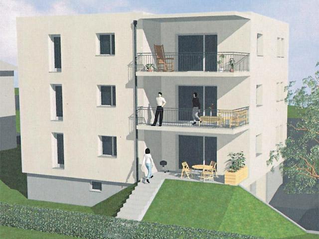 Appartement 1400 yverdon les bains vente tissot immobilier for Appartement a yverdon