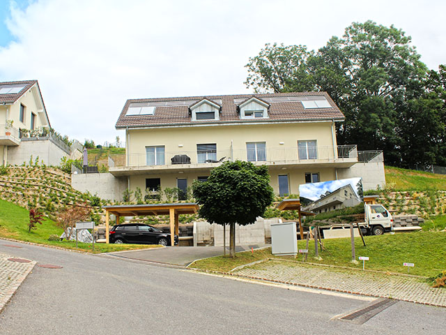 Villars-Burquin - Villa jumelle 5.5 Rooms - Sell buy TissoT real estate
