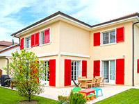 Chavannes-des-Bois  - Splendide Villa jumelle 6.5 pièces - Vente immobilière
