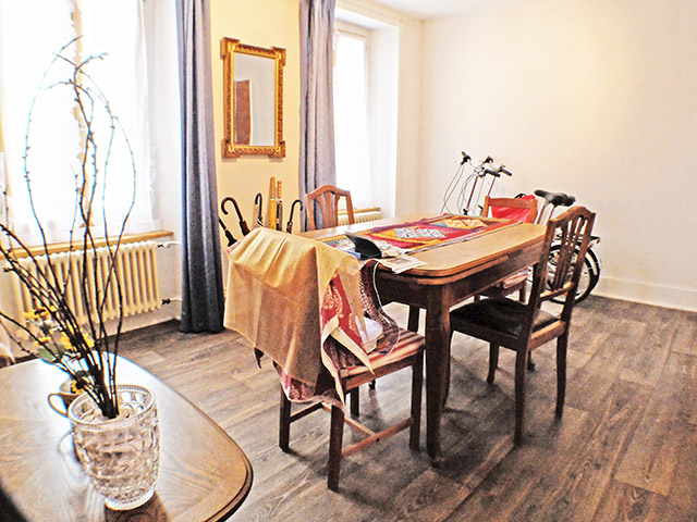Vaulion - Maison villageoise 8.5 Rooms - Sell buy TissoT real estate