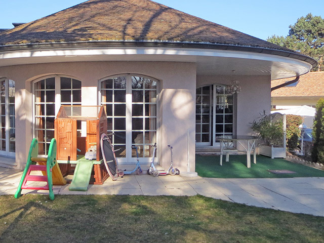 Collonge-Bellerive - Villa 10 Rooms - Sell buy TissoT real estate
