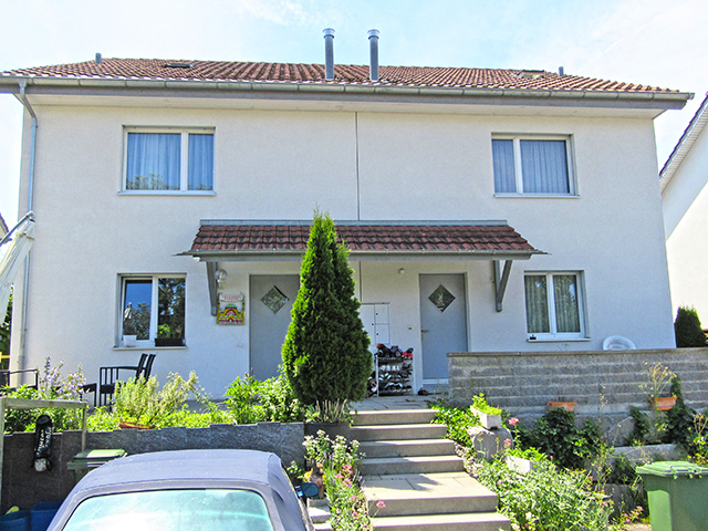 Dottikon - Villa jumelle 4.5 Rooms - Sell buy TissoT real estate