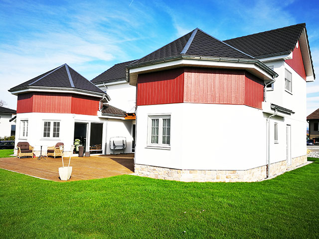 Vuisternens-devant-Romont - Villa 6.5 Locali - Vendita acquistare TissoT Immobiliare