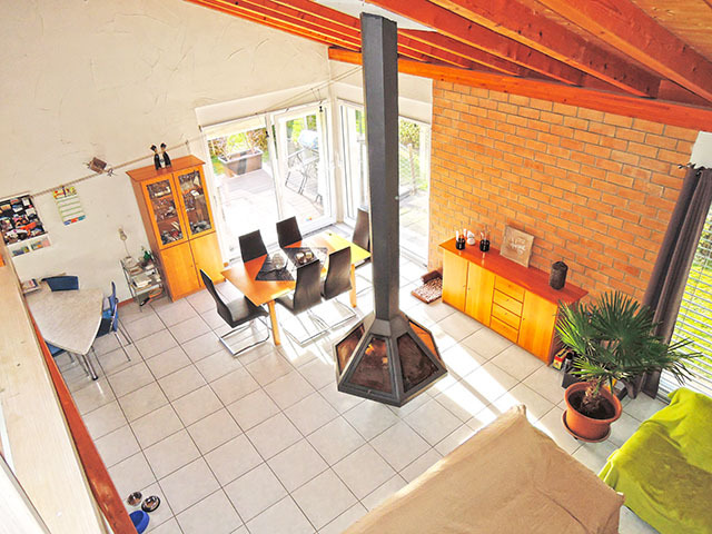 Gletterens - Maison 5.0 Locali - Vendita acquistare TissoT Immobiliare
