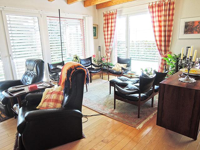 Grandsivaz - Splendide Villa 8.5 pièces - Vente immobilière