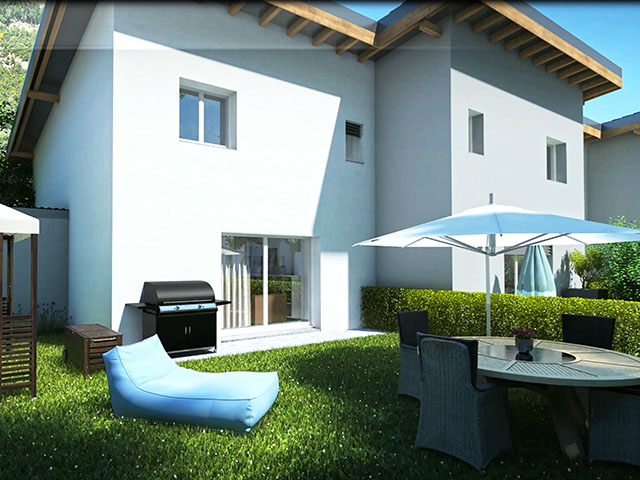 Saillon - Villa 4.5 Rooms - Sell buy TissoT real estate