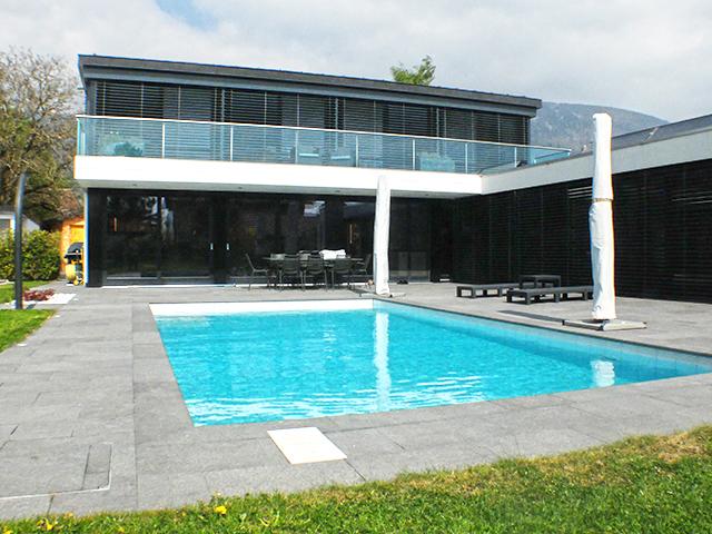 Onnens - Splendide Villa 6.5 pièces - Vente immobilière